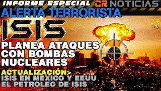 ALERTA TERRORISTA NUCLEAR   E.I. PLANEA ATAQUES