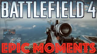 bf4 stunt hitmarkers and locker suav bf4 epic moments playlist