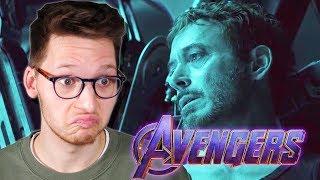 Der Avengers Endgame Trailer - Analyse