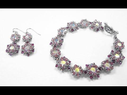 Jewel School: Date Night Earrings and Bracelet