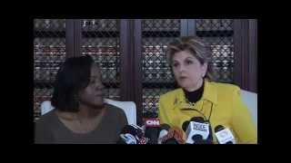 Ebony Jones & Gloria Allred discuss former NBA owner Donald Sterling