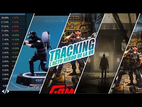 Tracking : L'actu VR hebdomadaire #01