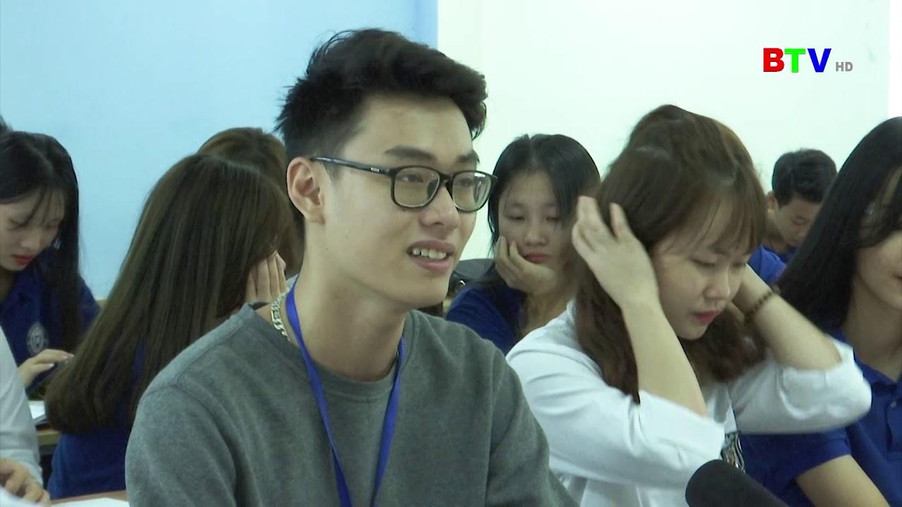 Truyền hình Bắc Ninh đưa tin về Trường Đại học Công nghệ Đông Á