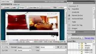 Назначение программы Adobe Dreamweaver CS4 (1/51)