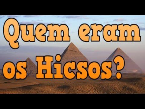 Quem eram os Hicsos?