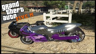 GTA 5 ROLEPLAY - BUYING NEW STRETCHED DRAG BIKE - EP. 665 - CIV