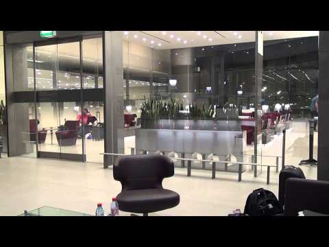 The Qatar Airlines Doha Lounge