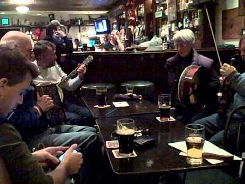 Irish Music at O'Flaherty's Pub - 12.08.08