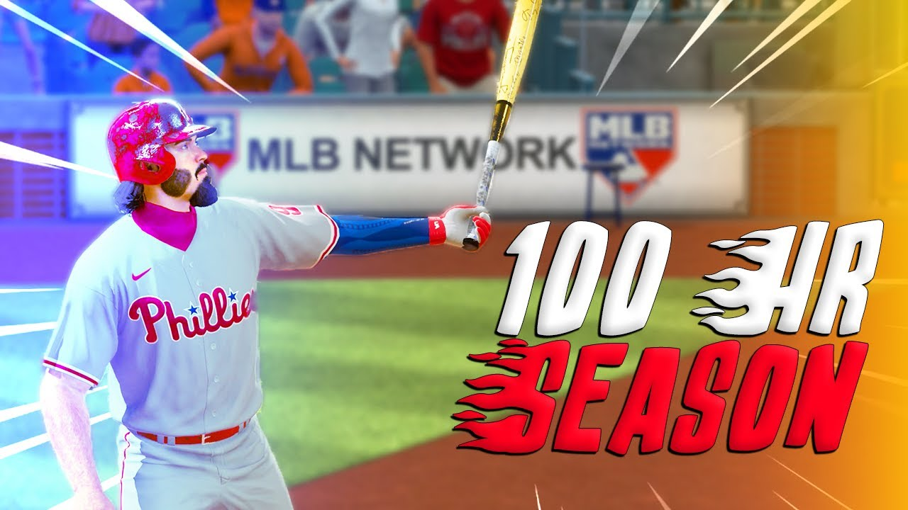 My 100th HR of the YEAR! MLB The Show 20 | Road To The Show Gameplay #142