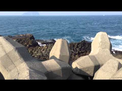 Sightseeing in Keelung (5) - Taiwan Coastal Scenery