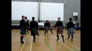 Newcastle Festival 2013 - RSCDS Edinburgh (Men) - Cadgers in the Canongate
