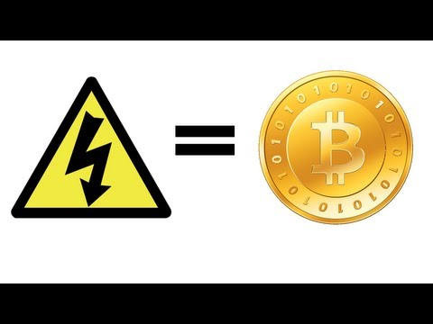 Bitcoins Backed By Computing Power?