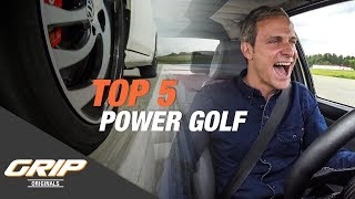 Top 5 Power Golf | GRIP Originals