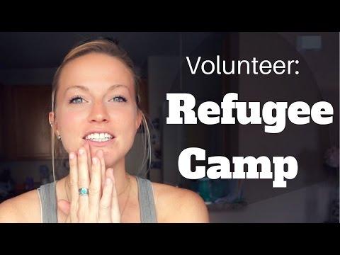 Should I Volunteer in a Refugee Camp?!