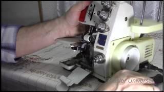 швейная машина, оверлок Toyota SPB 25 ремонт