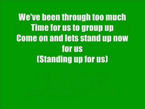 Shontelle - Battle Cry - With Lyrics