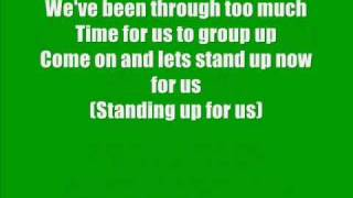 Shontelle - Battle Cry - With Lyrics