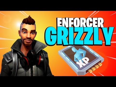 SUPER POWERFUL BEAR!!! | Enforcer Grizzly | Fortnite Save The World PvE | Gameplay Review