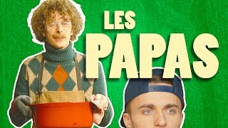 NORMAN - LES PAPAS