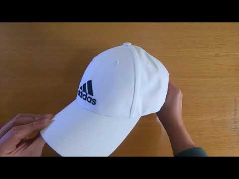 Adidas 6 Panel Lightweight Cap White