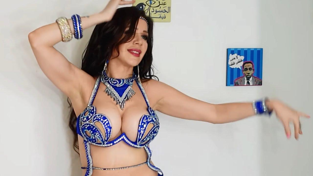 Brenda Hot Belly Dance ❤️ الراقصة برندا رقص في البيت