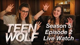 "Teen Wolf Live Watch - ""Parasomnia"""