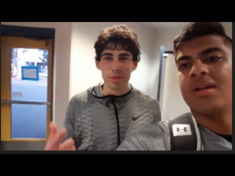 I MET SPENCER FREEDMAN AND STANLEY JOHNSON AND SOO MUCH MORE PART 1