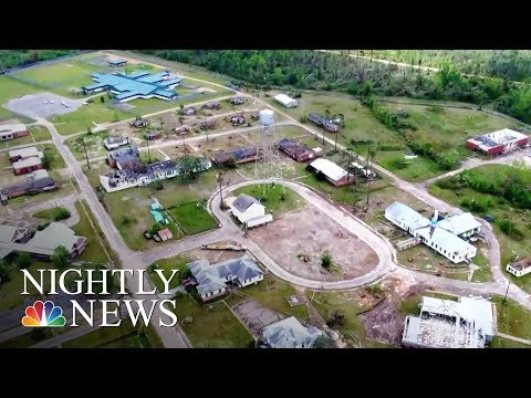 Dozens More Potential Graves Found At Notorious Florida Reform School   NBC Nightly News