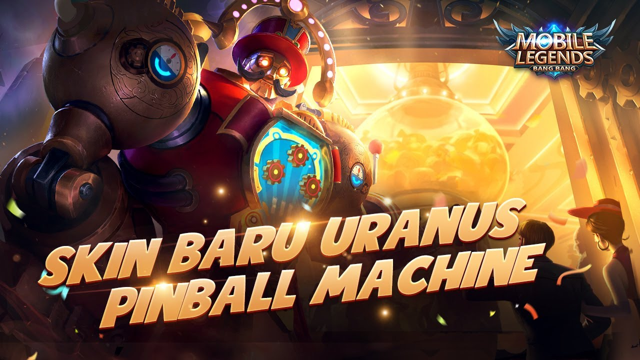 Video Statistics For Skin Terbaru Uranus Pinball