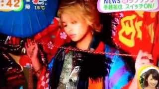 めざましテレビ NEWS新曲 「KAGUYA」6時代、7時代まとめ