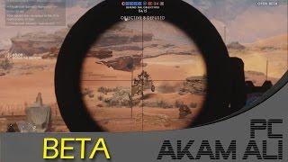 Battlefield 1 Beta - Sniper Nest