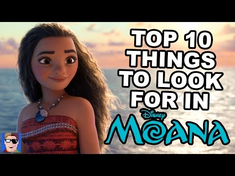 Top 10 Things To Look For In Moana