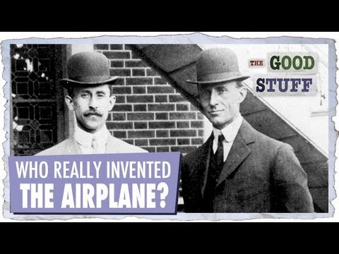 Who Really Invented the Airplane?
