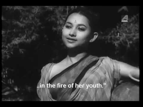 Jakhan Daaklo Banshi | Baghini | Bengali Movie Song | Hemanta Mukherjee