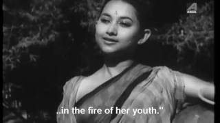 Jakho Dakhlo Bashi in Bengali Classic Movie Baghini in Bengali Movie Song