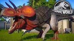 Jurassic World Evolution #41 - ULTIMASAURUS ist IM PARK & OVIRAPTOR VS OVIRAPTOR! | LP JW Deutsch