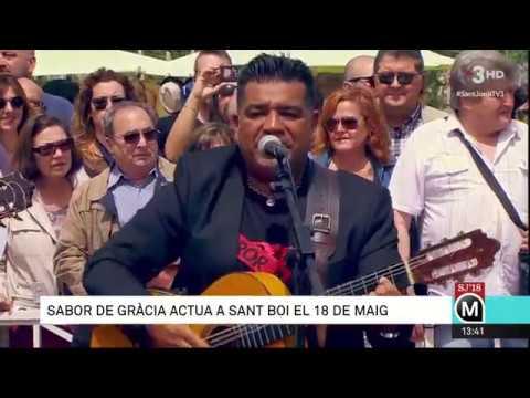 SABOR DE GRÀCIA GITANA HECHICERA TV3 18 HD ELS MATINS