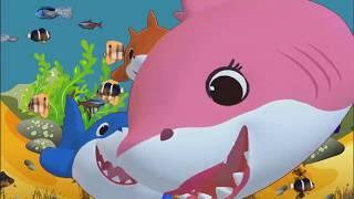 Baby Shark  Kids Songs and Nursery Rhymes  Animal Songs