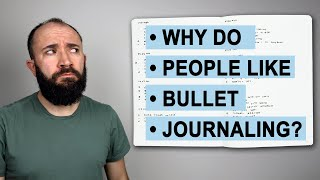 I Tried Bullet Journaling for 4 Months, Here's What Happened
