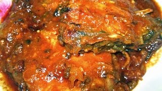 Video Fish Kalia (Macher Kalia/Bengali Fish recipe) download MP3, 3GP, MP4, WEBM, AVI, FLV April 2018