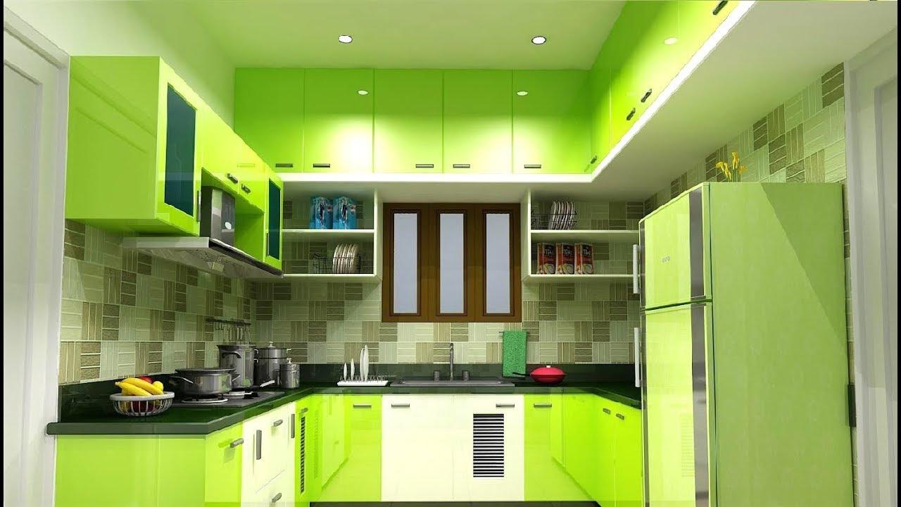 Modern Green Kitchen Ideas Eye Catching Design Youtube