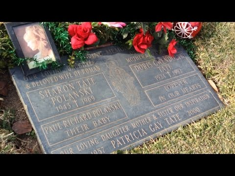 TDW 1275 - Sharon Tate Grave : Manson Family Victim