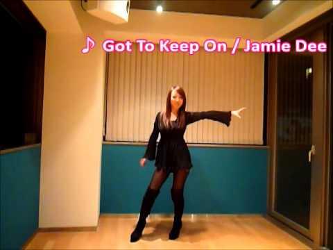 Got To Keep On / Jamie Dee 【Techno Maniac 012】【Techpara】