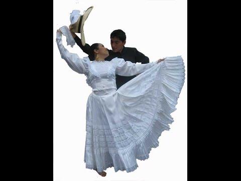 Aprende bailar marinera norteña paso a paso (2015) - Learn to dance step northern seaside (2014)