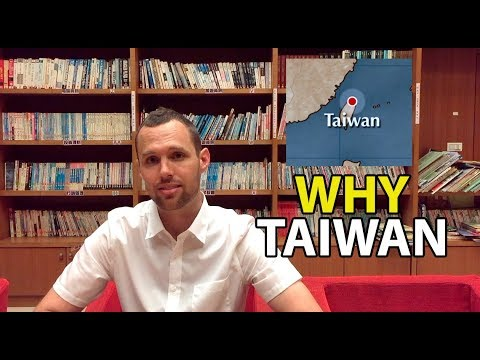 WHY Come to TAIWAN? | Taiwan Travel