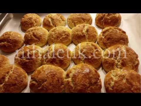 Portakallı Anneanne Pastası