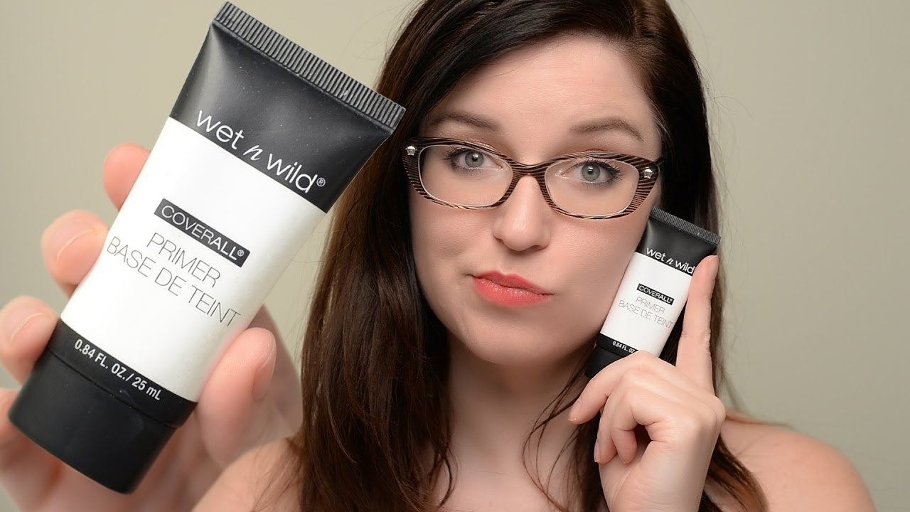 wet n wild coverall face primer review demo 12 hr wear test csidephoto youtube. Black Bedroom Furniture Sets. Home Design Ideas