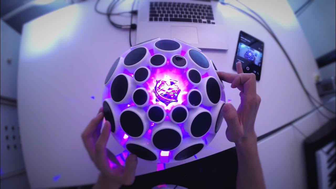 AlphaSphere Performance by Jason Hou  YouTube