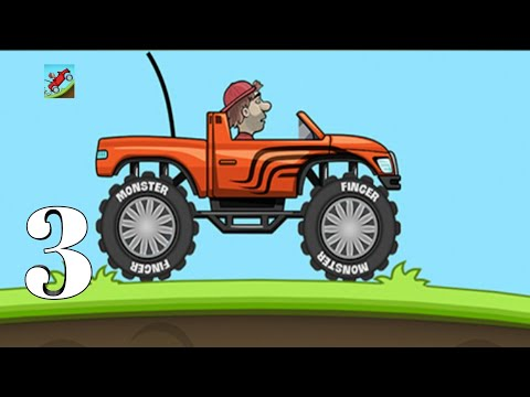 _HILL CLAIM GAMEING GAME PLAY PART-3 MONSTER TRAK