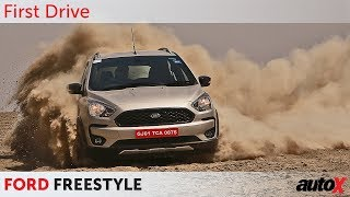 Ford FreeStyle Review | First Drive | autoX